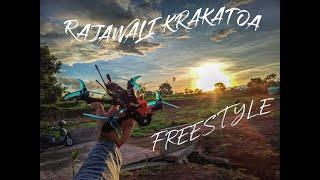 Try to freestyle I frame rajawali krakatoa 5 I bali fpv I buleleng fpv
