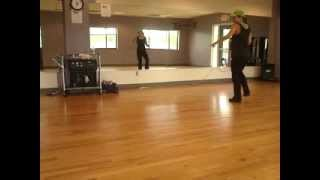 Zumba with Arielle - La Copa de la Vida (the cup of life) by Ricky Martin