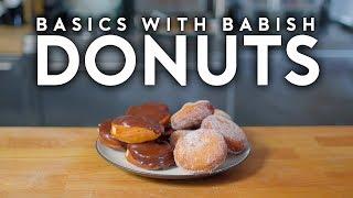 Donuts | Basics With Babish