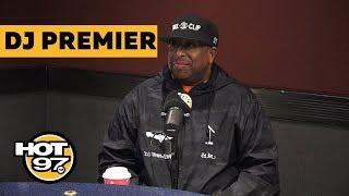 DJ Premier Tells Classic Stories on Hot 97