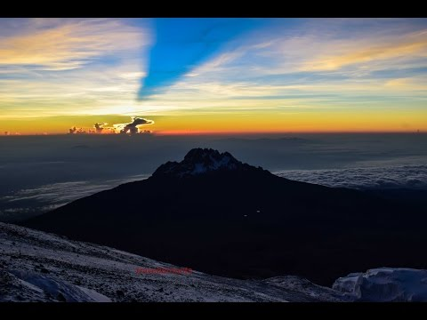 Mount Kilimanjaro - The highest point of Africa