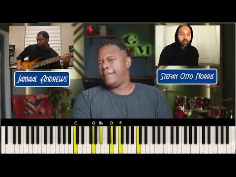 Gospel Musicians - You Have to Learn this Hip-Hop Neo-Soul Jazz Groove