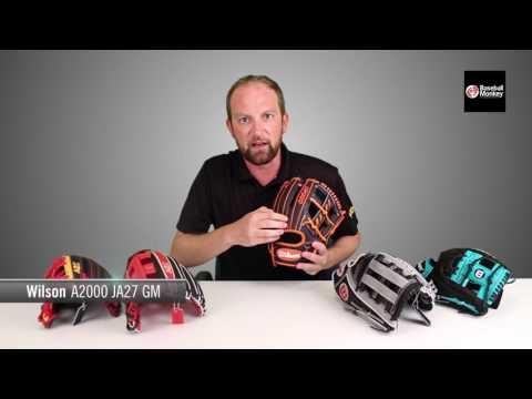 Wilson 2018 A2000 JA27 GM Glove