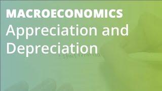 Appreciation and Depreciation | Macroeconomics