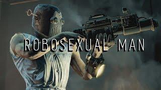 The Adventures Of Robosexual Man