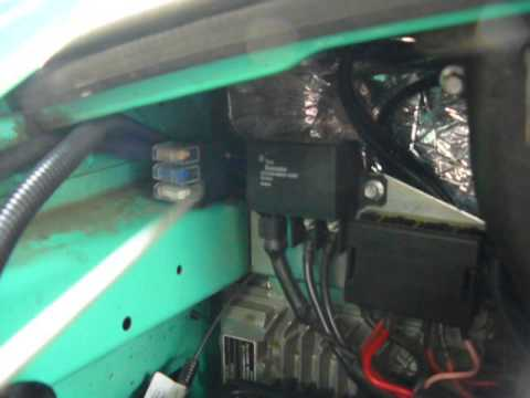 Подогреватель двигателя Бинар 5Д. Газель Некст.