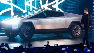 Tesla Cybertruck Unveiling Event: Watch the $39,900 Bulletproof Truck's Full Reveal Presentation