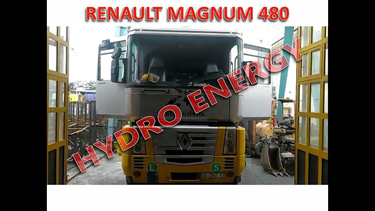 Renault magnum yakıt tasarruf cihazı montajı