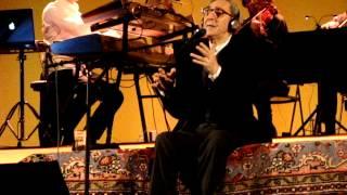 Franco Battiato - Caliti Junku / L'ombra della luce - Ragusa 09/05/2013