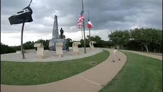 FPV: First flight at Veterans Memorial Park