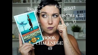 Analfabetka, která uměla počítat   BOOK CHALLENGE 49