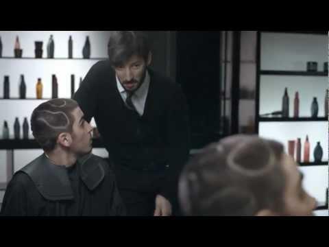 "Publicité Tv internationale Peugeot ""Hairdresser"""