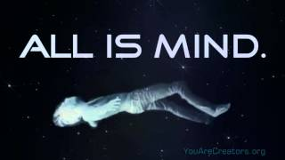 ALL IS MIND! By Ernest Holmes (Law Of Attraction)