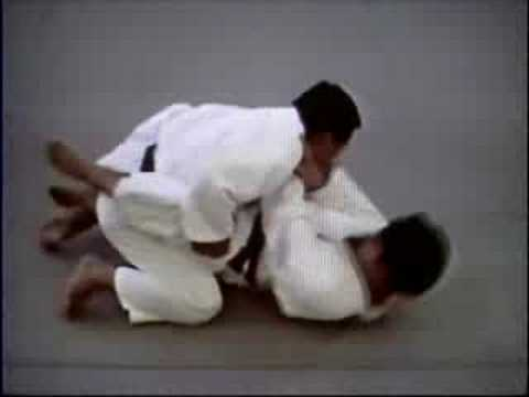 Judo - Nami Juji Jime, Gyaku Juji Jime, Kata Juji Jime