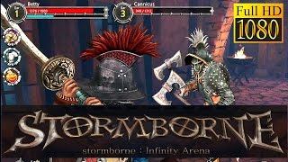 Stormborne : Infinity Arena Game Review 1080P Official Influsion Inc Action 2016