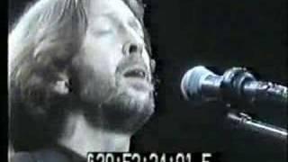 """Eric Clapton - """"Breaking Point""""  RAH 1990"""