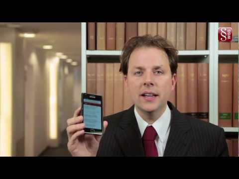 Video of Pocket Anwalt