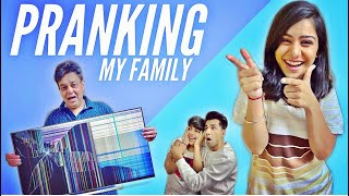 Watch PRANKING MY FAMILY FOR 24 HOURS