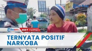 Pria di Deli Serdang yang Videonya Dihajar Polisi di Tengah Jalan Viral Ternyata Positif Narkoba