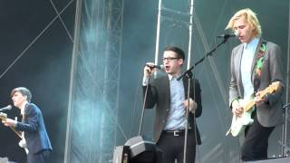 Spector - What You Wanted (live) - 23 June 2012