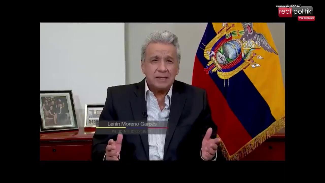 Ecuador: Más de 10.000 casos confirmados y 507 muertos por coronavirus