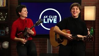 """Oh Pep! Performs """"Doctor Doctor"""" In The A.V. Club Studio"""