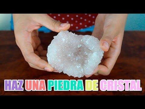 HAZ UNA PIEDRA DE CRISTAL | @CELLEGRINI