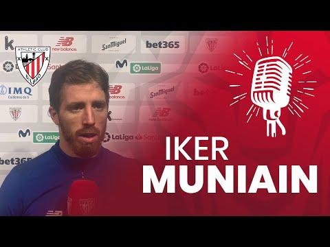 🎙 Iker Muniain I post Athletic Club 0-2 Getafe CF I J22 LaLiga 2019-20