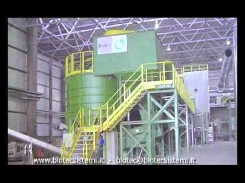 Biotec Sistemi: impianti di trattamento rifiuti solidi urbani e organici di varia origine