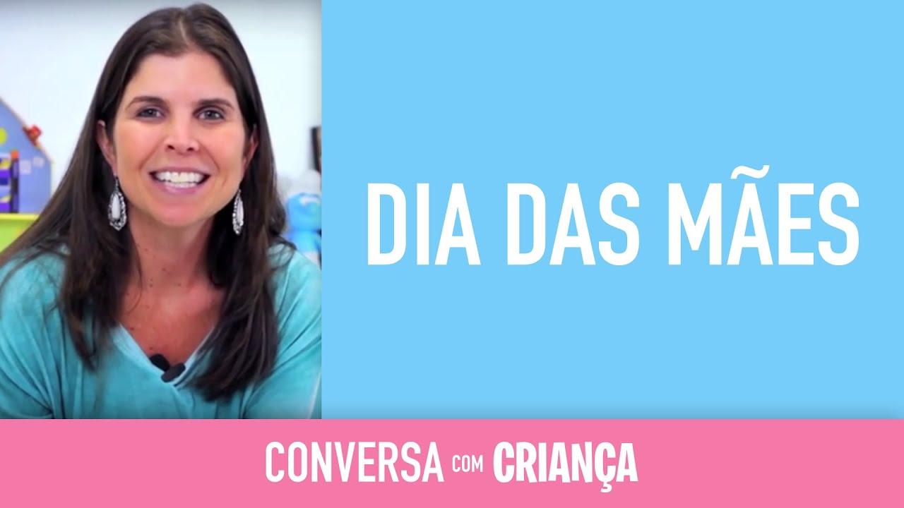 Dia das Mães | Conversa com Criança | Psicóloga Infantil Daniella Freixo de Faria