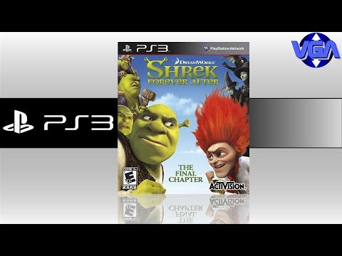 Shrek 4 : Il était une Fin Wii