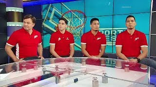 Alaska Aces Gear Up For Commissioner's Cup