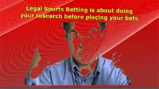 Try Your Hand At Legal Sports Betting