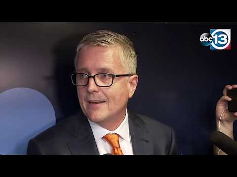 ASTROS CHEATING? GM Jeff Luhnow explains camera allegations