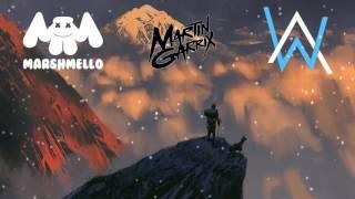 Marshmello, Martin Garrix, Alan Walker - Noooo! (New Song 2016)