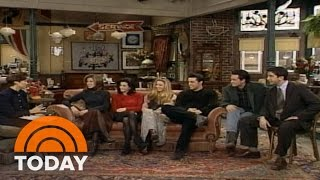 Flashback: Watch 'Friends' Cast Talk Show's Success In 1994 | TODAY