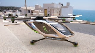 Technology and inventions of 2017 (So far): Flying cars, garbage collectors and more - Compilation