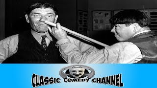 The Three Stooges - Episode 102 - Sing A Song Of Six Pants | Moe Howard, Larry Fine, Curly Howard