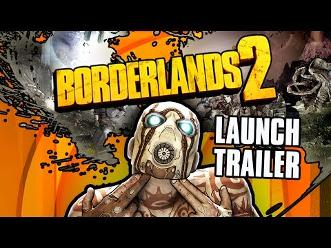 Borderlands 2 + 4 DLC