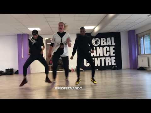 Tekno ft B Red – Shoki | Reis Fernando Choreography Afrodance