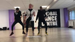 Tekno ft B Red – Shoki | Reis Fernando Choreography Afrodance