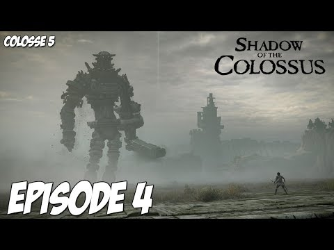 Shadow of The Colossus : Sous le vent | Episode 4