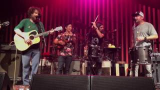 """Flying Horses"" - Dispatch feat Jake Shimabukuro - Iron City - Bham, AL - 6/22/17"