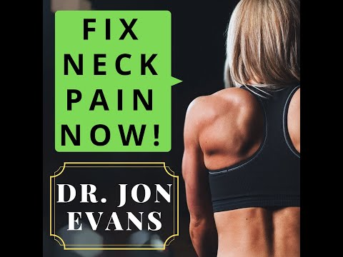 Neck Stretches for Neck Pain!!!