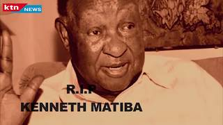 How Kenneth Matiba almost died in detention