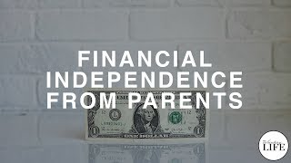 Financial Independence from Parents