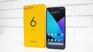 Realme 6 Pro Unboxing & Overview - Mid Ranger Competitor?