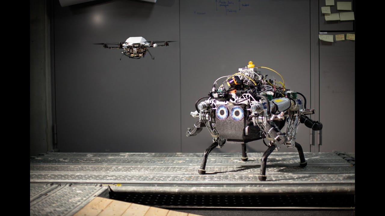 Роботы трахаются