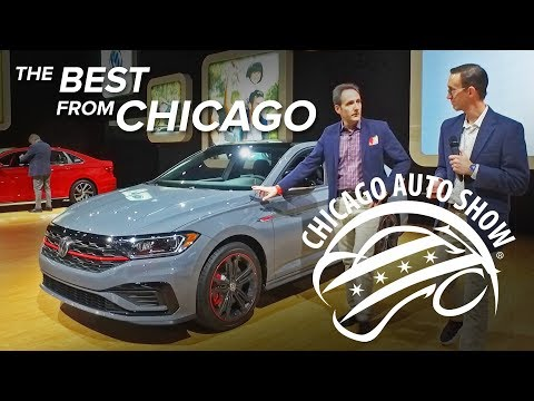 The Best Cars and Trucks from the 2019 Chicago Auto Show
