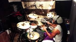 Time Flies (Feat Sauti Sol) - Burna Boy (Drum Cover)